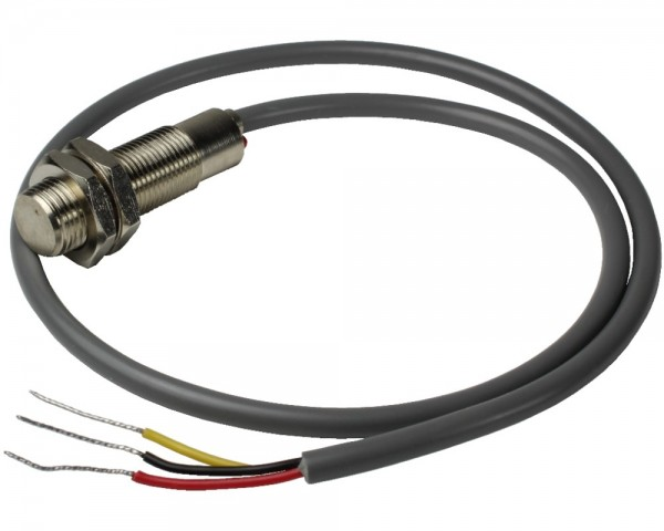Hall Effect Proximity Switches CYBP8-20DL2, Power Supply: 8-30V, Output: 200mA Closed single output (PNP)
