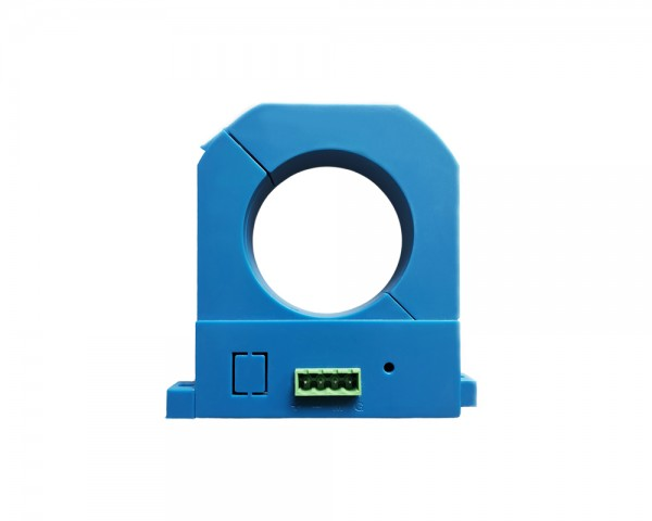 Bidirectional Split Core DC Current Sensor CYCT04-46S6, Output: 0-20mA DC, Power Supply: ±15V DC, Window: Ø60mm