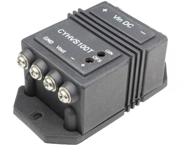 Hall Effect Voltage Sensor CYHVS100T, Output: 0-4V or 0-5V, Power Supply: ±12 ~ ±15VDC, Measuring range: 0-750V