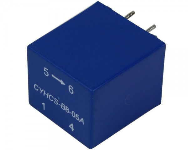 Closed Loop AC/DC Hall Current Sensor CYHCS-B8, Output: ±4V AC/DC, Power Supply: ±15V DC