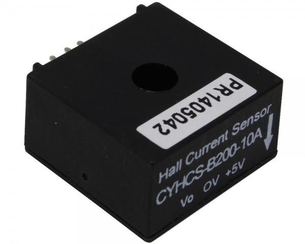 Closed Loop AC/DC Hall Current Sensor CYHCS-B200, Output: +2.5V±1V, Power Supply: +5V, Window: 5mm