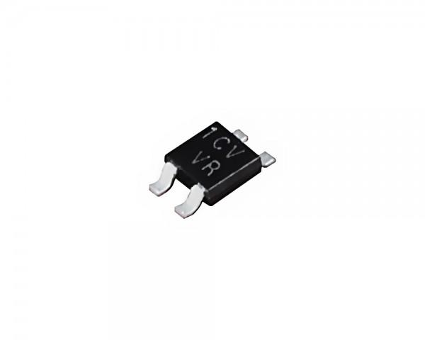 Linear Hall Effect Sensors Elements CYSJ166A, Max. Sensitivity: 3.1-4.1 (mV/mT), Measuring range: 3T