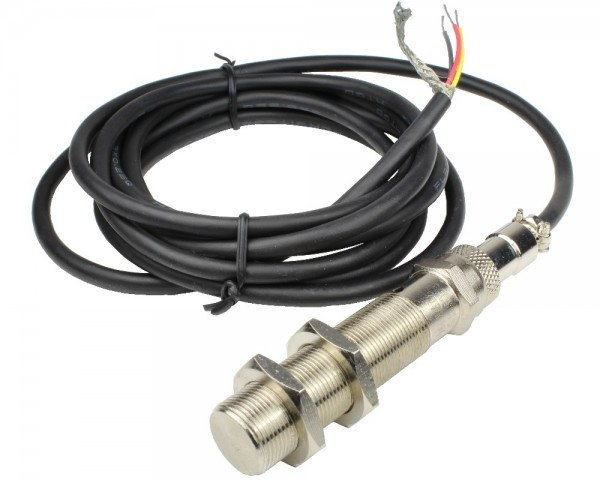 Hall Effect Gear Tooth Sensors CYGTS212A-PR6, Power Supply: 5VDC, Output type: PNP (RC)