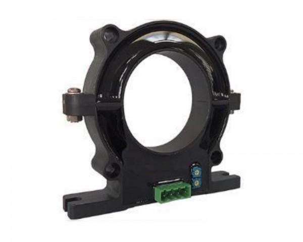Split Core Hall Effect AC Current Sensor CYHCS-EKFV, Output: 0-10 V DC, Power Supply: +15 V DC, Window: Ø 62 mm