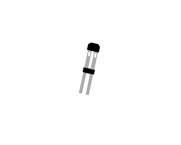 Two-Wire High Accuracy Differential Speed Sensor IC CYGTS9641 with Continuous Calibration, Output Signal: Two-wire current output, Power: 3.8-24V DC