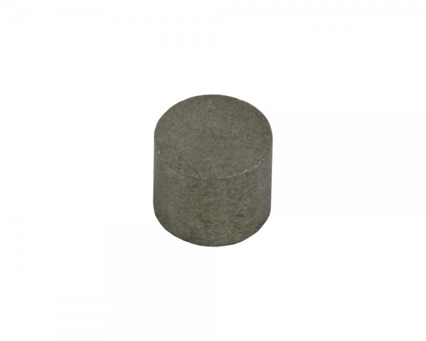 SmCo Disc Magnets M2D08, Dimensions: Ø 6 x L (various lengths), Material grade: S240