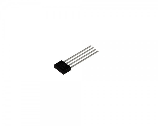 Hall Effect Gear Tooth Sensor IC CYGTS9804, Output: Two-wire Current Output, Power Supply:4-30VDC