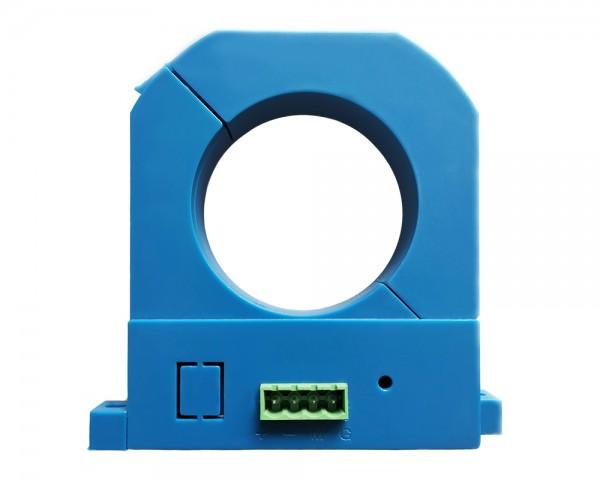 Unidirectional Split Core DC Current Sensor CYCT04-46S9, Output: 0-20mA DC, Power Supply: ±15V DC, Window: Ø94mm