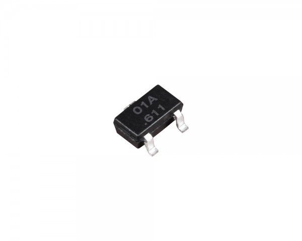 Bipolar Hall Effect Switch Ics CYD9801A, Power Supply: 2.5V -18V, Power Supply current: 25mA