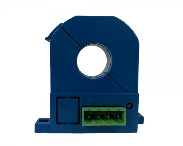 Unidirectional Split Core DC Leakage Current Sensor CYCT04-35ST, Output: 0-5V DC, Power Supply: ±12V DC, Window: ø33mm