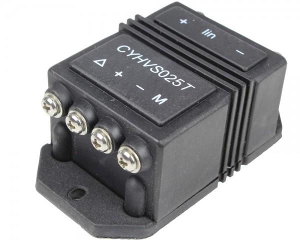 Hall Effect Voltage Sensor CYHVS025T, Output: ±25mA, Power Supply: ±15V DC, Measuring range: 0-2500V