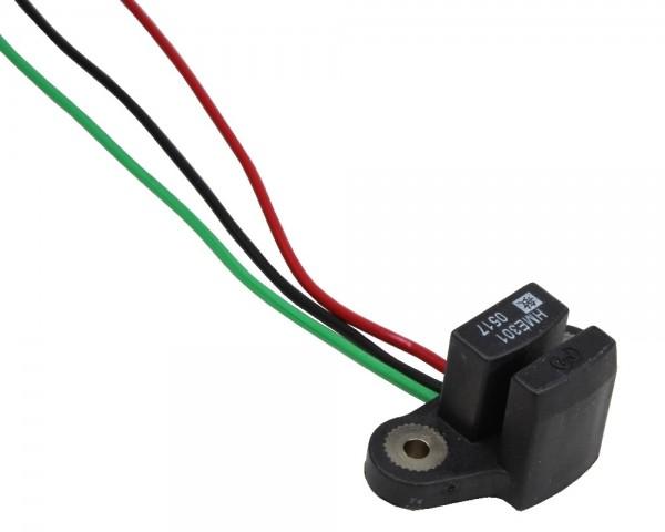 Hall-Effect Vane Sensor CYHME301S, Power Supply Voltage/ Output: NPN (OC), Alternative for: HKZ101, HKZ101S, HKZ121 (Siemens)