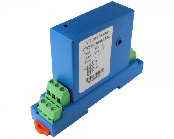 AC Current Sensor CYCS11-32WS4, Output: 0-5V DC, Power Supply: +12V DC