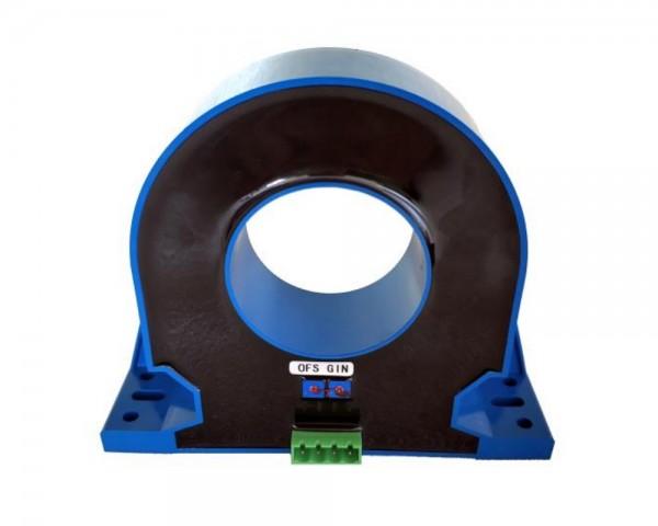 Hall Effect AC/DC Current Sensor CYHCS-K2S, Output: Output: 2.5VDC±1.5V AC/DC, Power Supply: +5VDC ± 5%, Window: Ø55mm