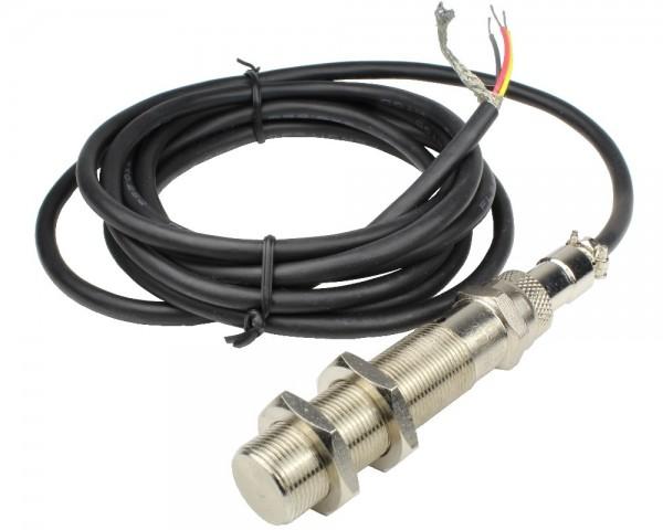 Hall Effect Gear Tooth Sensors CYGTS212B-PR6, Power Supply: 8V-30V, Output type: PNP (RC)