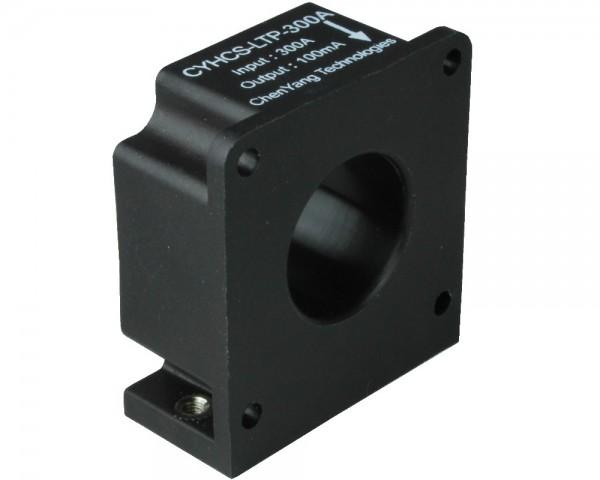Closed Loop AC/DC Hall Current Sensor CYHCS-LTP100A, Output: 50mA-100mA, Power Supply: ±12V ~ ±18V, Window: 20.2mm