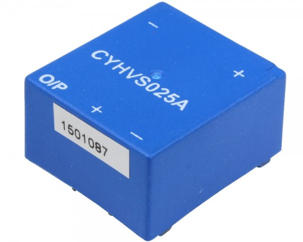 Hall Effect Voltage Sensor CYHVS025A, Output: 25mA, Power Supply: ±15V DC, Measuring range: 0-500V