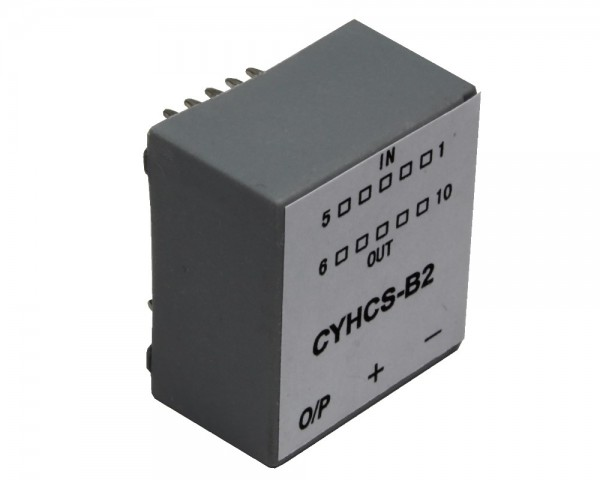 Closed Loop AC/DC Hall Current Sensor CYHCS-B2, Output: 25mA, Supply: ±15V DC