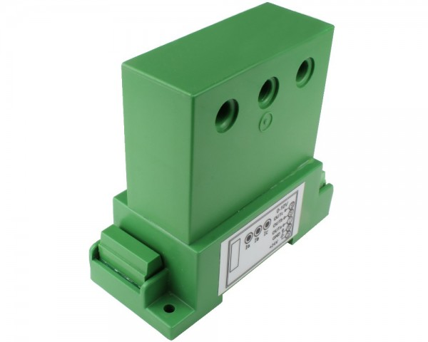 3-Phase 3-Wire AC Voltage Sensor CYVS13-52S3, Output: 4-20mA DC, Power Supply: +12V DC