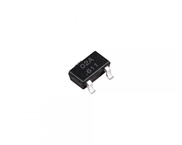Bipolar Hall Effect Switch Ics CYD9802A, Power Supply: 2.5V -18V, Power Supply current: 25mA