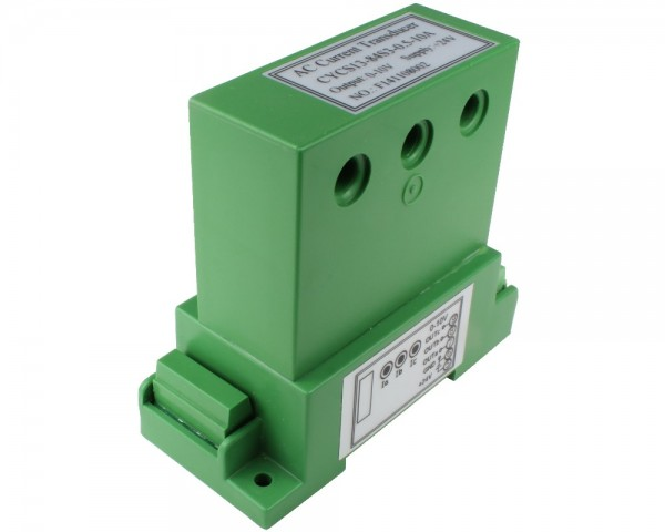AC Current Sensor CYCS13-44S3, Output : 0-20mA DC,Power Supply: +24V DC