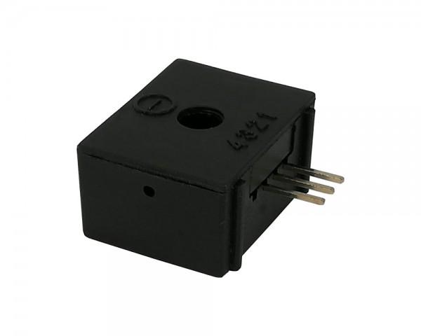 Hall Effect AC/DC Current Sensor CYHCS-K200, Output: 2,5V±1V DC, Power Supply: +5V Dc, Window: Ø 5mm