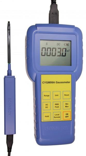 Digital Gaussmeter/Teslameter CYGM99A